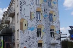 More eye-catching graffiti